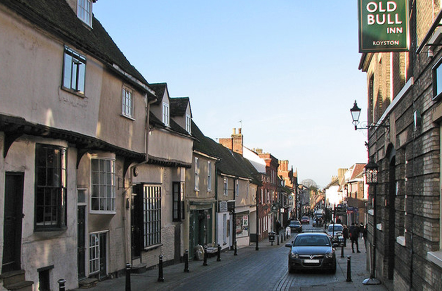 royston high street