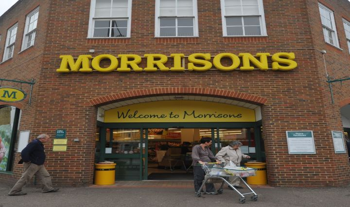 Morrisons in Royston